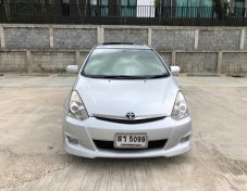 TOYOTA WISH 2.0 Q limited ปี 2006