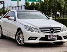 Benz E250 Coupe AMG Package ปี11