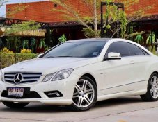 Benz E250 Coupe AMG Package ปี2011