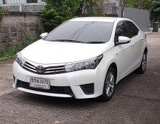 Toyota Corolla Altis 1.8 E Dual ปี16 รถบ้านมือเดียวสวยขับดีพร้อมใช้งาน