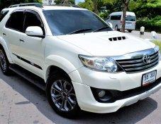 2013 Toyota Fortuner TRD suv