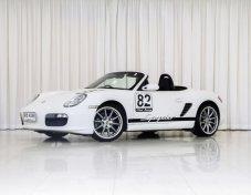 2008 Porsche BOXSTER Spyder convertible