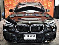 2019 BMW X1 sDrive 2.0D M Sport Topสุดแล้ว มี BSi เหลืออีก 5 ปี