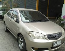 Toyota VIOS E 2007 sedan