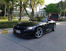 2011 BMW Z4 e89 M-sport 6สูบ ไมล์แท้7หมื่นโล!! รถบ้านพร้อมใช้งาน