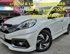 HONDA MOBILIO 1.5 RS TOPสุด AT ปี 2015