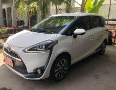 ขายรถ TOYOTA SIENTA 1.5V / AT ปี 2017 สีขาว