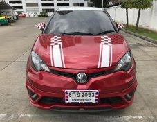 ขายรถ เก๋ง 5 ประตู MG รุ่น 3 ปี 2017 ธนบุรี กรุงเทพ (เจ้าของขายเอง)