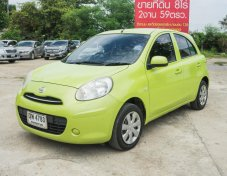 2011 Nissan MARCH 1.2