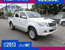 2013 Toyota Hilux Vigo G Prerunner pickup