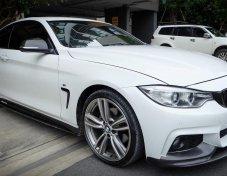 ขายดาวน์ Bmw Series4 420d F32 M-Performance 2014 สีขาว