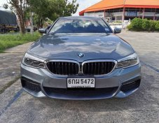 ขาย BMW Series5 G30 530i M-Sport 2017 CBU ไมล์2หมื่น bsiถึง2022