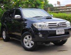 2011 Toyota Fortuner 3.0 V suv มีเครดิตออกรถ 5,000 บาท ออกได้ทุกอาชีพ ออกได้ทุกจังหวัด มีไฟแนนซ์วิ่งเซ็นทุกที่รู้ผลภายใน 30 นาที