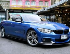Bmw Series4 F33 420d Convertible (เปิดประทุน) M-Sport Package Limited Edition ปี 2014