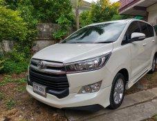 ขายรถเก๋ง 4 ประตูTOYOTA Innova 2.8 G ปี 2017