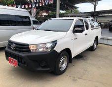 ขายรถ TOYOTA REVO C CAB 2.4J เกียร์ธรรมดา ปี 2015 สีขาว