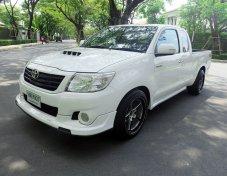 Toyota Hilux Vigo Champ SmartCab 2.5 TRD Sportivo แท้ ปี 2013