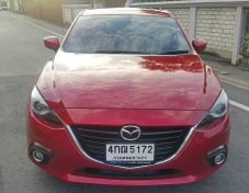 2015 Mazda 3 SP hatchback