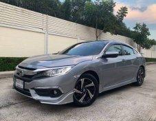 2017 Honda CIVIC EL sedan ออกรถ 9,000พร้อมประกันชั้น1