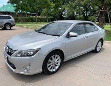 2013 Toyota CAMRY Hybrid รถบ้านมือเดียว สภาพสวย