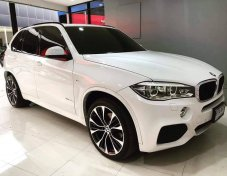 BMW X5 xDrive30d M Sport V6 F15 ปี 2015