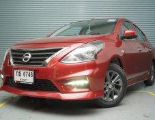 Nissan Almera 1.2 E SPORTECH ปี 2018