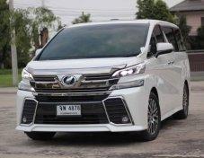 2015 Toyota VELLFIRE 2.5 Z G EDITION mpv