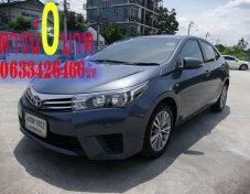 2015 Toyota Corolla Altis 1.8 E sedan