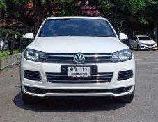 VW Touareg (Rline) V6 TDI 2013