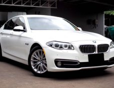 BMW 525d LCI(Luxury) ปี16