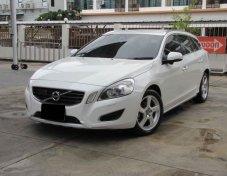 VOLVO V60 1.6 Drive ปี 2013 สีขาว