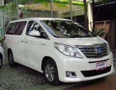 Toyota ALPHARD 2.4 HV 4WD 2012 hatchback
