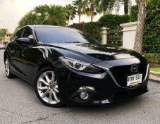 Mazda 3 2.0s 4dr. 2014