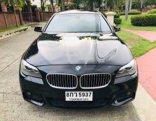 2012 BMW 525d Luxury sedan