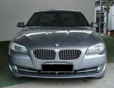 2011 BMW 525d Luxury sedan