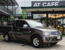 2014 Mitsubishi TRITON MEGACAB  2.5 GLX pickup