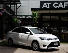 2015 Toyota Vios 1.5 (ปี 13-17) G Sedan AT