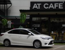 2014 Toyota Vios 1.5 (ปี 13-17) G Sedan AT