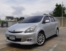 TOYOTA WISH 2.0 Q  LIMITED / AT / ปี 2006
