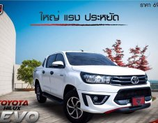 2017 Toyota Hilux Revo 2.4 TRD Sportivo pickup