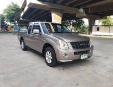 2008 ISUZU D-MAX 3.0 SLX CAB AUTO สีน้ำตาล พร้อมใช้งาน ขายถูกสุดๆรีบโทรด่วน