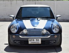 2006 Mini Cooper R50 coupe
