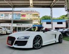 2012 Audi R8 5.2 Spyder R Tronic 4WD coupe