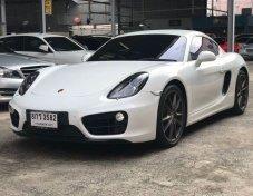 2015 Porsche CAYMAN 2.7 PDK coupe