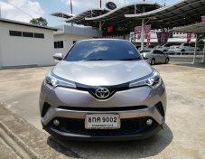 2018 Toyota C-HR Mid