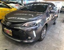 ขายรถ TOYOTA VIOS 1.5G ปี 2017 สีเทา
