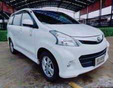 2012 Toyota AVANZA 1.5 S