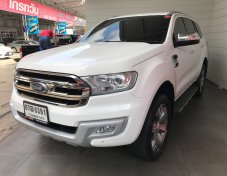 2017 Ford Everest 3.2 Titanium+ 4WD suv AT