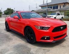 Ford Mustang 2.3 Ecoboost ปี 16จด17