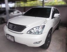 "Toyota Harrier RX350 2.4 G"" ปี2008"